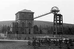 the bestwood winding engine house. 1995
